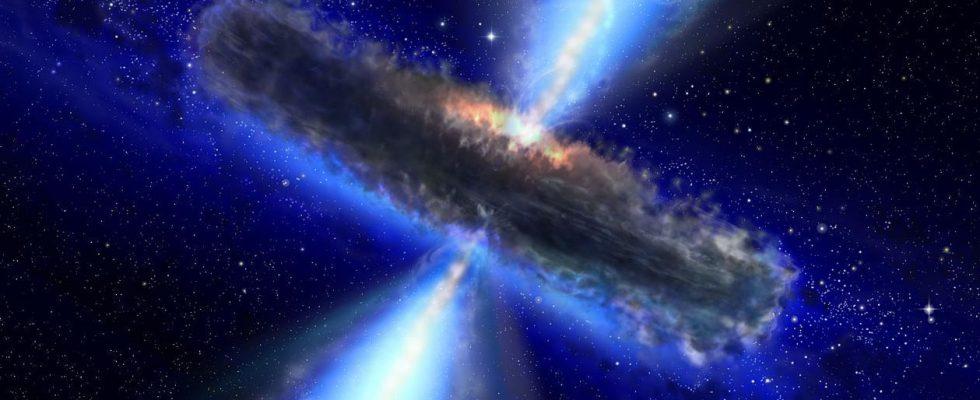 Барионы Большой взрыв Вселенная квазар