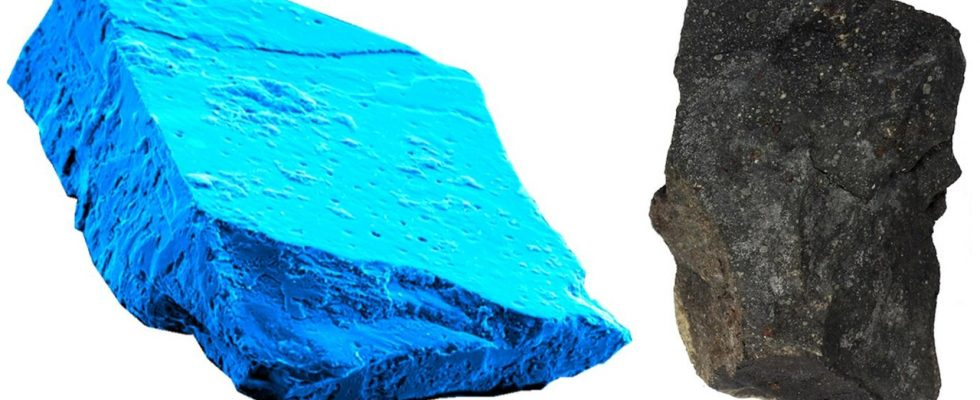 Кристаллы хибонита