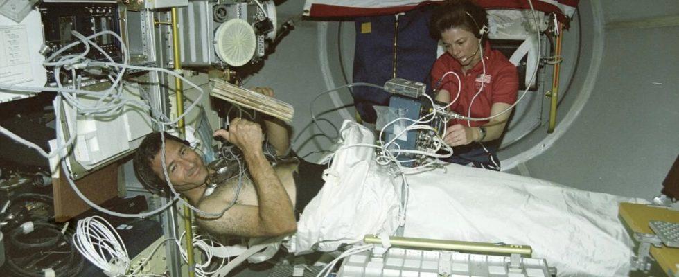 Космическая медицина NASA
