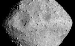 Астероид Рюгу JAXA