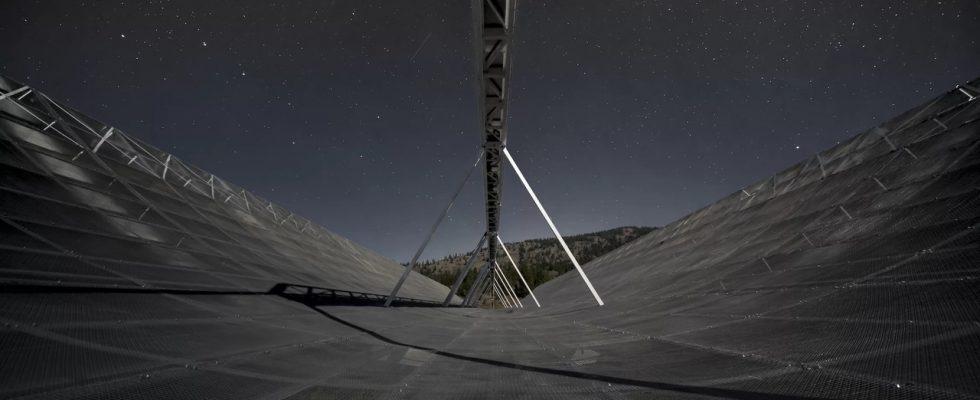 Радиотелескоп CHIME