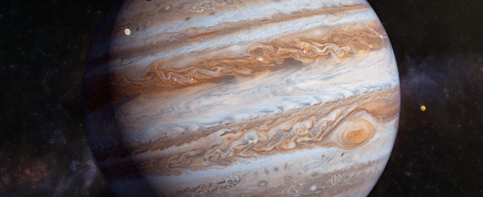 Юпитер Солнечная система