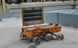Фото аппарата ISRO Chandrayaan-2