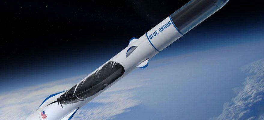 New Glenn Blue Origin