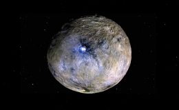 Церера NASA