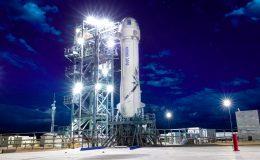 New Shepard от Blue Origin