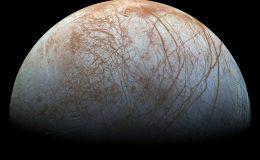 Европа NASA Galileo