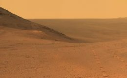 Opportunity кратер Эндевор