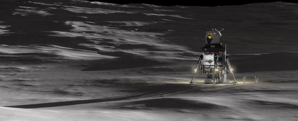 Lockheed Martin Проект пилотируемого многоразового лунного посадочного корабля