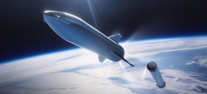 Starship от SpaceX