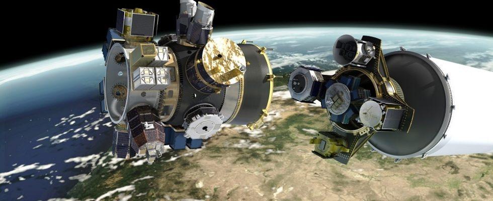 Выводящие устройства компании Spaceflight