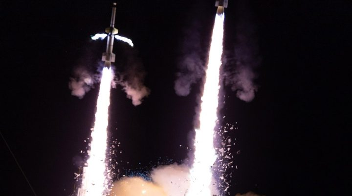 зондирующие ракеты NASA