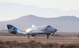 Ракетоплан SpaceShipTwo. Virgin Galactic