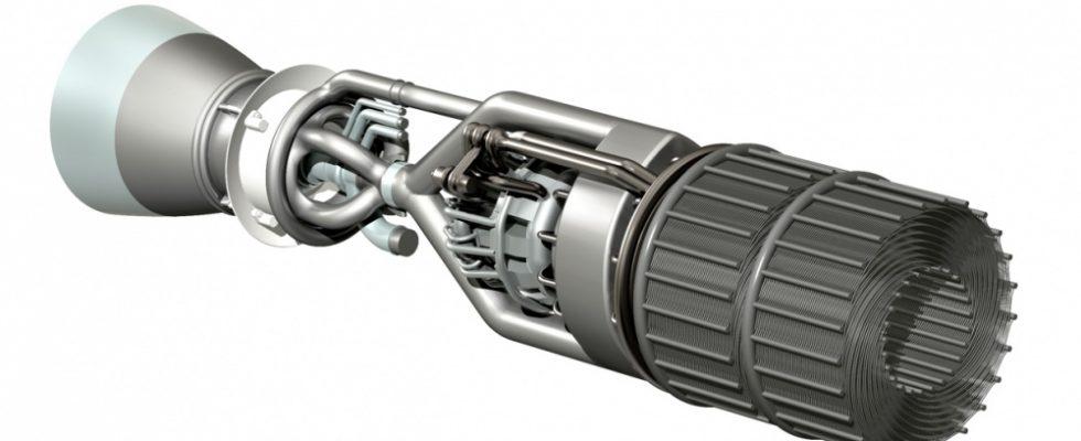 Новый двигатель от REL