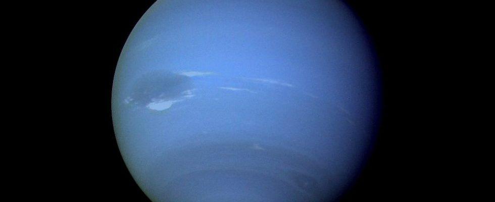 Нептун Voyager