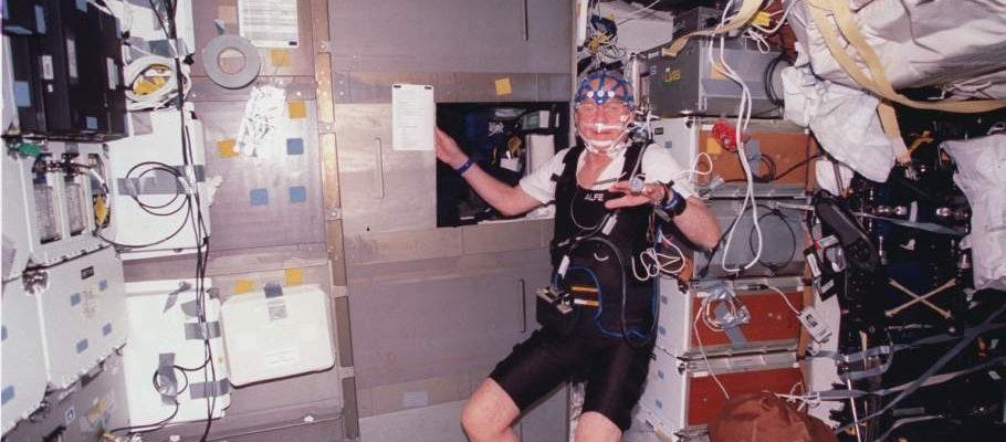 Джон Гленн STS-95