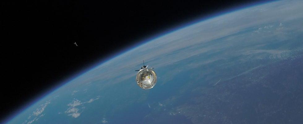 Black Brant IX NASA/JPL