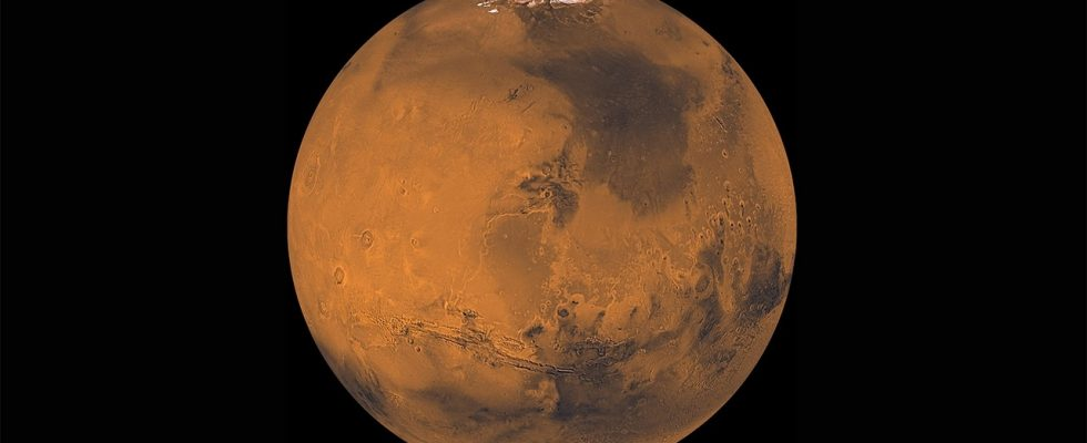Марс Viking 1