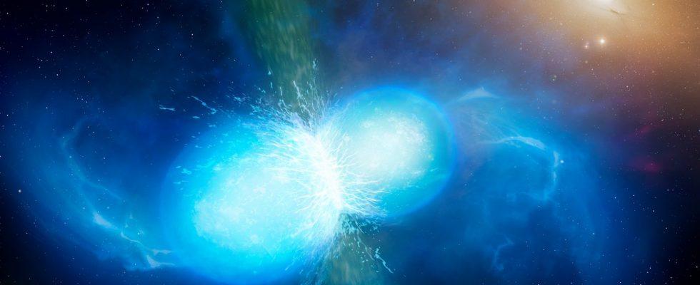 Слияние нейтронных звёзд