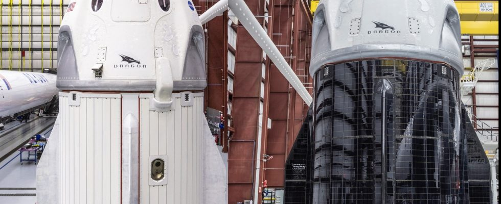 Crew Demo-1 SpaceX