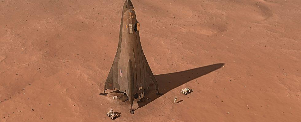 Lockheed Martin Марс
