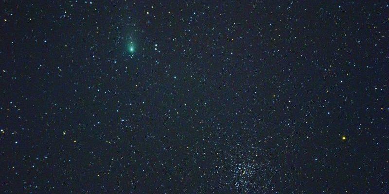 Комета 21P/Джакобини-Циннера