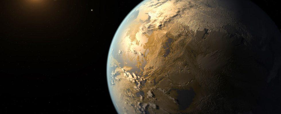 Экзопланета Kepler-186f