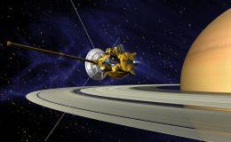 Аппарат Cassini