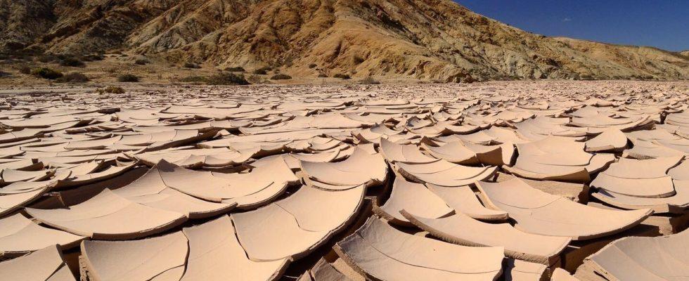 Пустыня Атаками в Чили