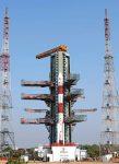 Запуск индийской миссии PSLV-C45