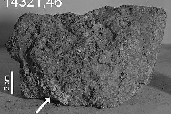 Обломок земной породы Apollo 14