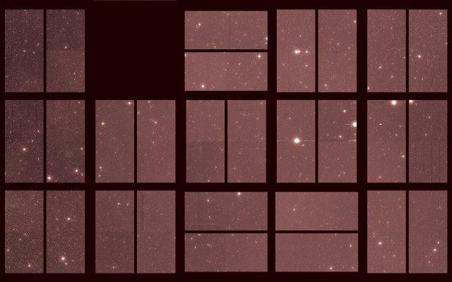Последний снимок Kepler