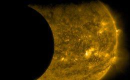 Обсерватории солнечной динамики NASA SDO
