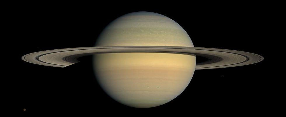 Сатурн, Солнечная система
