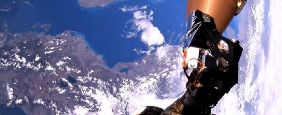 Видео с Egyptsat-A