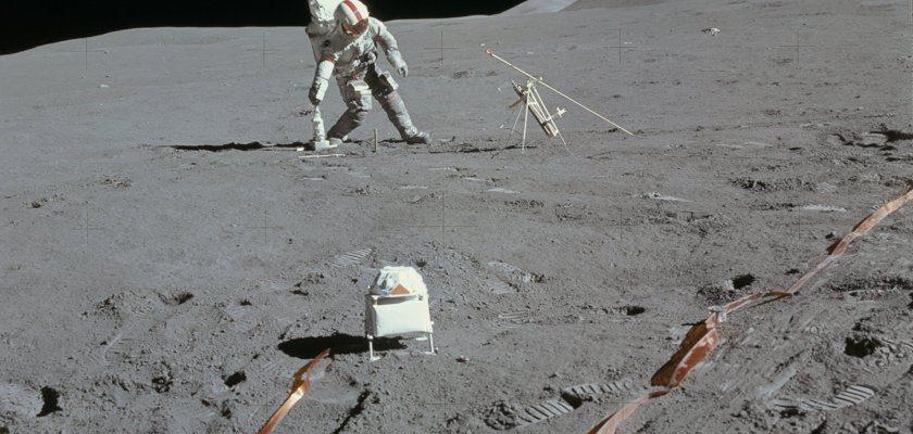 Фотография миссии Apollo 15 1 августа 1971 года