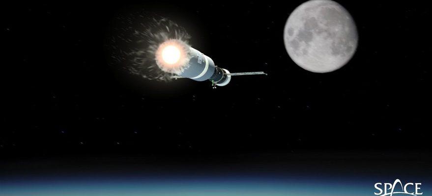 """Планировавшая лунная облётная миссия на корабле """"Союз"""" с туристом на борту"""