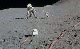 Астронавт миссии NASA Apollo 15