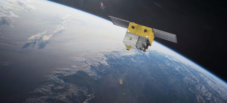 Первый спутник Loft Orbital