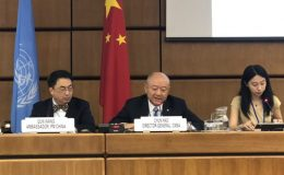 2 июня 2019 года Китайское агентство пилотируемых космических полётов (China Manned Space Agency, CMSA) и Управление по вопросам космического пространства ООН (United Nations Office for Outer Space Affairs, UNOOSA) провели брифинг в Вене.