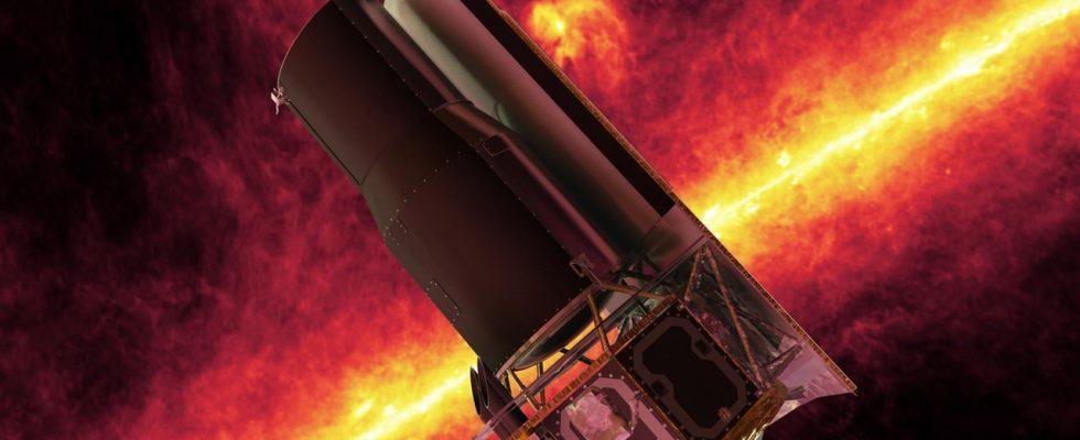 Космический телескоп NASA Spitzer