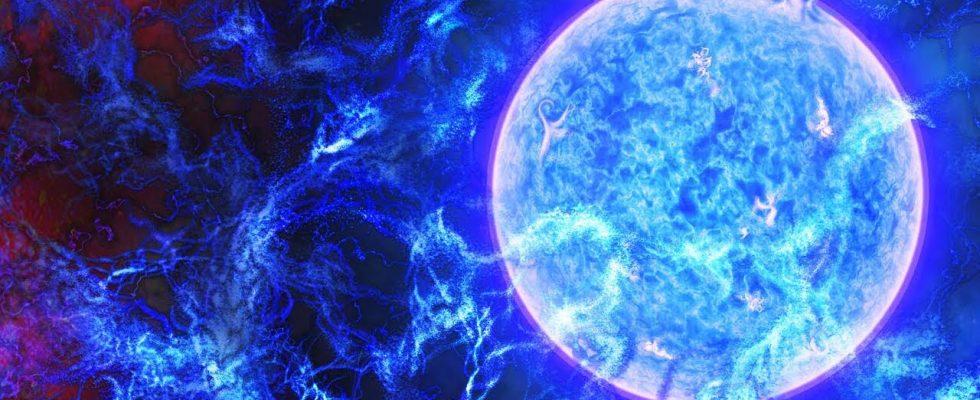 Почему мы не видим первые звезды Вселенной? Космос просто