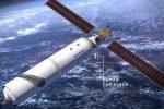 жилой модуль на низкой околоземной орбите по версии Blue Origin
