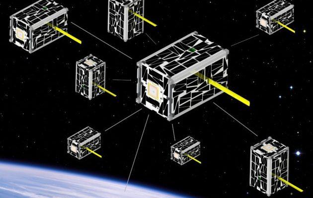 Проект Swarm Optical Dynamics Adviser или SODA.
