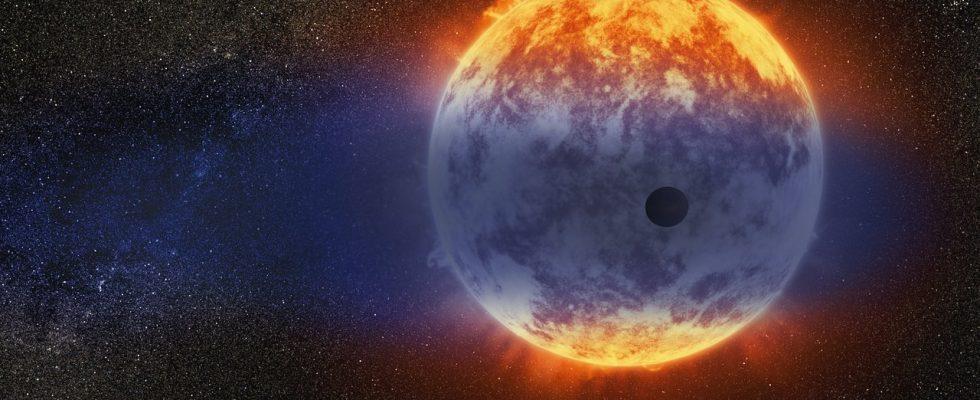 Планета GJ 3470