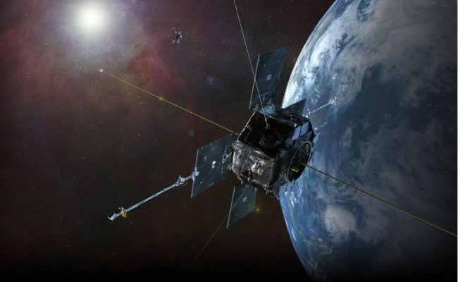 Космические аппараты Van Allen Probe