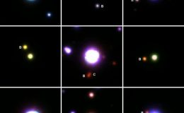 Планетные системы с несколькими звёздами, которые были обнаружены в ходе проекта с помощью системы из 4 телескопов PanSTARRS
