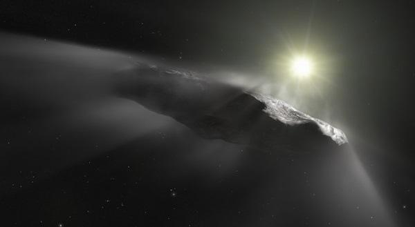 межзвёздные астероиды