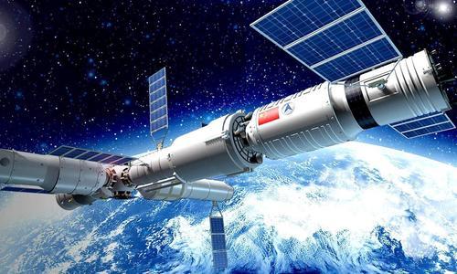 Проект Китайской космической станции.