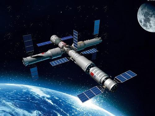 роект Китайской космической станции. Ввод в эксплуатацию — 2022 год
